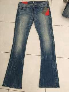 7 for all mankind Jeans limited edition