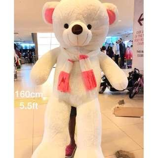 Scarf Teddy bear