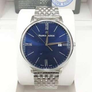 Brand New Maurice Lacroix Eliros Date Quartz Watch