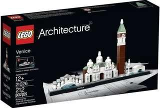 Lego Architecture 21026 Venice, Italy