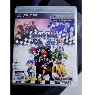 Kingdom Hearts HD 1.5 Remix PS3 PlayStation 3 BCAS