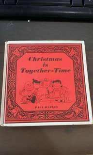 CHRISTMAS IS TOGETHER-TIME by Paul Hamlyn