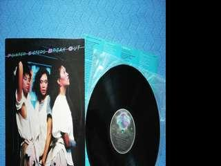 Pointer Sisters BREAK OUT LP