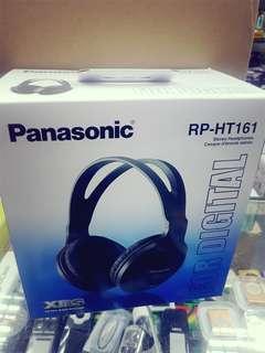 PANASONIC STEREO HEADPHONES WITH VOLUME CONTROL
