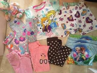 Baby girls Clothes & Bear