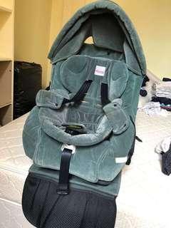 Britax Meridian Safe n Sound AHR Baby Car Seat