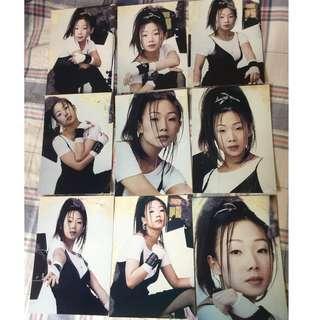 Sandy Lam Photo 9 pieces