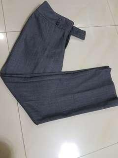 Ladies Officewear Grey Pants #APR75