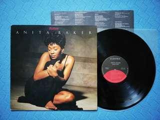 Anita Baker RAPTURE LP