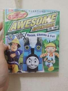 DVD- Children adventures