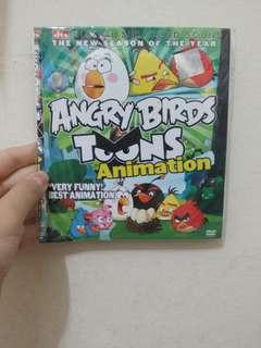 DVD- Angry birds special edition 😍
