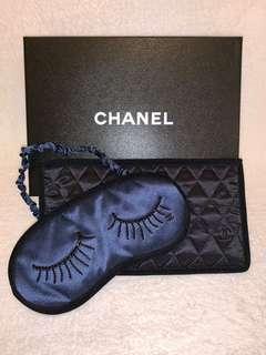 Chanel sleeping eye mask
