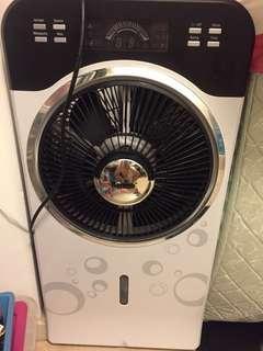 Roman air circulating Fan - faulty