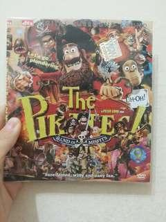 DVD- the Pirates✊