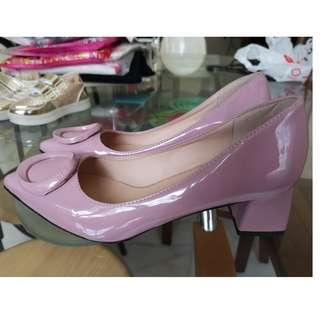 Pink Cover Shoes