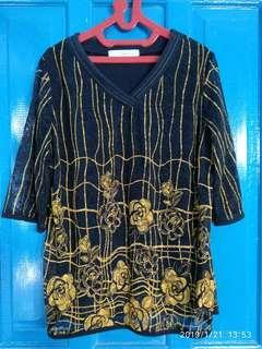 [Nego/barter] Black blouse