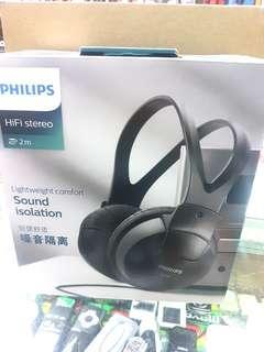 PHILIPS HIFI STEREO HEADPHONES
