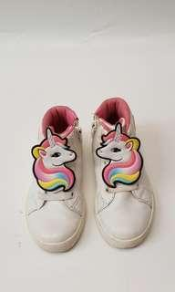 HnM unicorn shoes