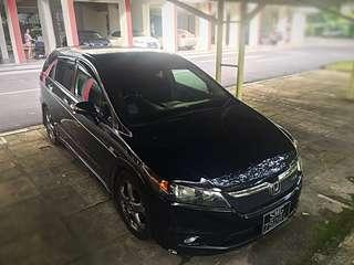 Honda stream rsz (cash back $400 @ 6 mths)
