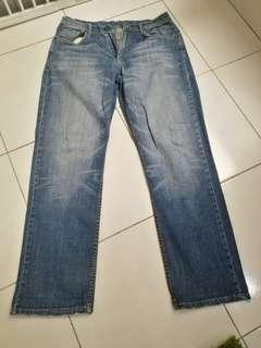 EDWIN Authentic Jeans
