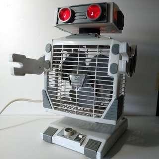 Robot The Fan