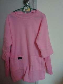 Pink Top shirt muslimah blouse #SparkJoyChallenge