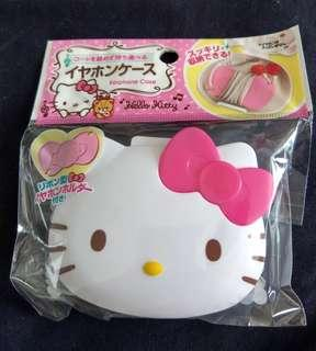 🚚 Hello Kitty earphone case