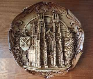 (Free) Wall plaque