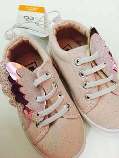 Soft pink shoes sneakers KIDS &CO
