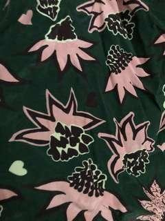 Romance Was Born silk dress
