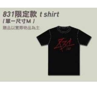 斷捨離出清*八三夭大逃殺專輯預購版t-shirt