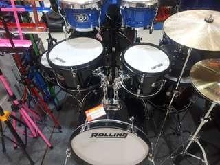 Rolling Drum Cild Bisa Kredit Tanpa Kartu Kredit PROMO BUNGA 0%