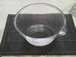 IKEA Clear Glass Bowl