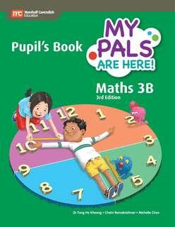 Brand New My Pals are Here Maths 3B Pupil's Book