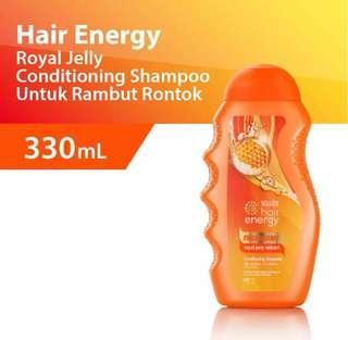 Makarizo honey shampoo