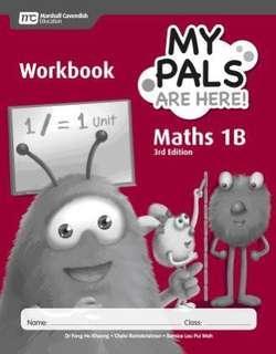 Brand New My Pals are Here Maths 1B Workbook