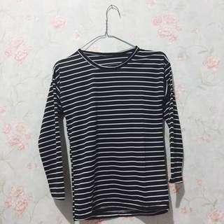 Stripe Shirt [Free Ongkir Jabodetabek]