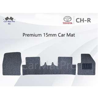 🚚 Toyota CH-R Car Mat