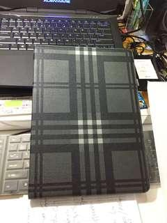 "12.9"" iPad flip cover case with tempered glass"