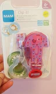 MAM Soother Clip