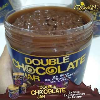 ROWAN Double Chocolate Jar - chocojar