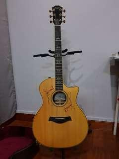 Taylor 614ce Spring Limited 2013