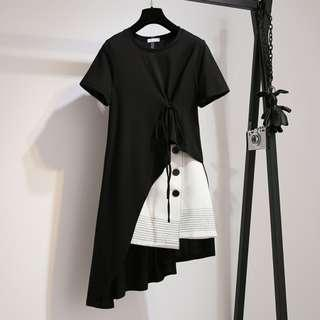 Plus Size Shirt and Skirt