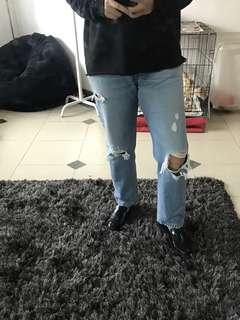 Authentic Levi's 501 Authentically Yours