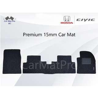🚚 Honda Civic Car Mat