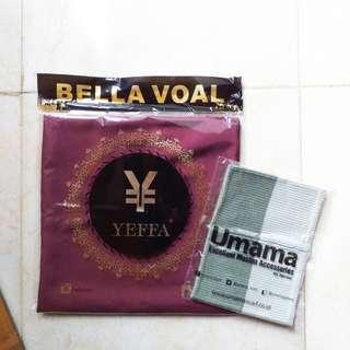 Bella Voal Yeffe dan Inner Rajut Umama