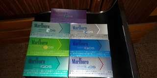 IQOS MARLBORO HEAT STICKS (Ready stock)