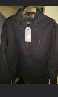 b80e4172 RUSH: Polo Ralph Lauren Mens Canvas Jacket (Aviator Navy)