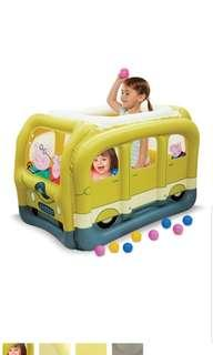 Peppa Pig Family Van Playland with 50 Balls Ball Pit