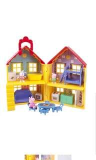 Peppa Pig Peppa's Deluxe House Dollhouse